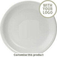 "10"" Plate 31796 - Customise with your brand, logo or promo text"