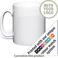 Durham / Cambridge Style Mug 608105757 - Customise with your brand, logo or promo text