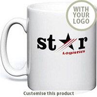 Durham/Cambridge Style Mug 60867132 - Customise with your brand, logo or promo text
