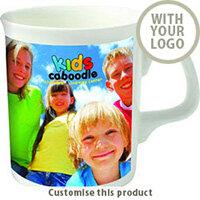 Marlborough Bone China Dye Sublimation Mug 701112666 - Customise with your brand, logo or promo text