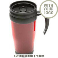 Thermo Insulated Travel Mug 701437 - Customise with your brand, logo or promo text