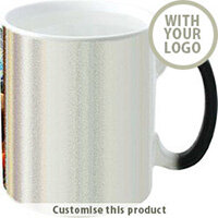 WoW Heat Change Mug 70193672 - Customise with your brand, logo or promo text