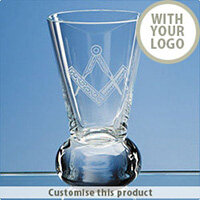 11cm Handmade Firing Glass 70610723 - Customise with your brand, logo or promo text