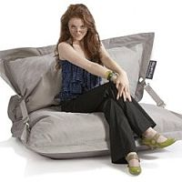 Stone Strapping Bean Bag Large For Indoor and Outdoor Use