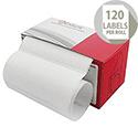 Blick Address Label Roll 50x102mm (120 Labels)
