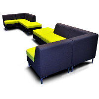 BRUCE Modular Seating Range