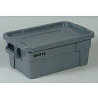 Brute Tote 53 Litre Grey 382214