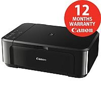 Canon PIXMA MG3650 Colour All in one Inkjet Printer WiFi