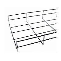 1.6M Long 150mm Wide x 55mm Deep Cable Management Basket Tray 5515016