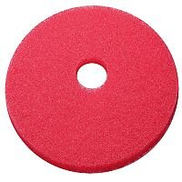 3M Red 15 Inch 380mm Floor Pad (Pack of 5) 2NDRD15