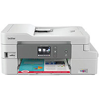 Brother DCP-J1100DW Wireless 3-in-1 Colour Inkjet Printer All In Box