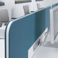 DNA Desk Mounted Division Screens