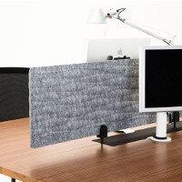 DNA 3D Formed Felt Desk Screens & Modesty Panels