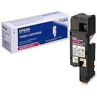 Epson S050670 AcuBrite Magenta Toner Cartridge C13S050670 700+ Pages