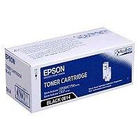 Epson S050672 AcuBrite Black Toner Cartridge C13S050672 700+ Pages