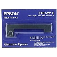 Epson ERC22 Fabric Ribbon Black C43S015358