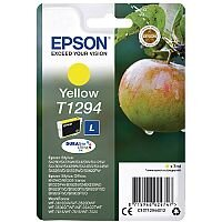 Epson T1294 Yellow Ink Cartridge Apple Series C13T12944012