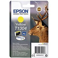 Epson Stag T1304 XL Yellow Ink Cartridge C13T13044012