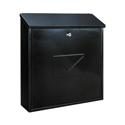 Firenze Mail Box Black 371791