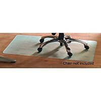 Floortex Ecotex Chairmat 1200x750mm Tint FCECO3048EP