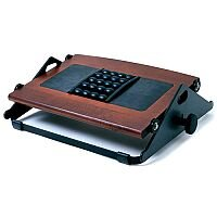 Humanscale FM300BDC Massage Footrest Dark Cherry