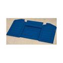 Foldable Parts Bin/Drawer Blue 382600