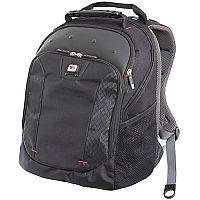 "Gino Ferrari Juno 16"" Laptop Backpack Black"