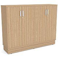 Grand Medium 4 Door Credenza Cabinet Marbella