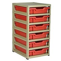 Gratstack 6 Shallow Tray Unit #ST