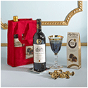 Red Wine & Chocolates Gift Bag