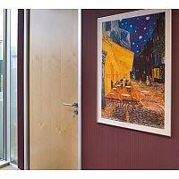Hoyez Bati'H Aluminium Door Frame For Dry Wall Office Partitions
