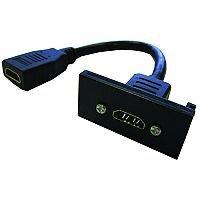 CMD Contour Black HDMI Audio & Visual Assembly HDMI