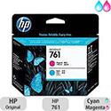 Hewlett Packard No761 Design Jet Print Head Magenta/Cyan CH646A