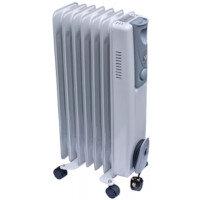 1.5Kw Oil-Filled Radiator White CRHOFSL7/H