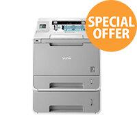Brother HL-L9200CDWT Professional High Speed Colour Laser Printer Wireless Duplex A4