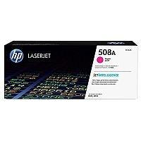 HP 508A Original JetIntelligence LaserJet Toner Cartridge Magenta CF363A