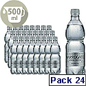 Harrogate Spa Bottled Water Sparkling 500ml Pet Bottle Pack of 24