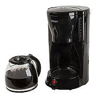 Igenix Coffee Maker 10 Cup Black IG8125