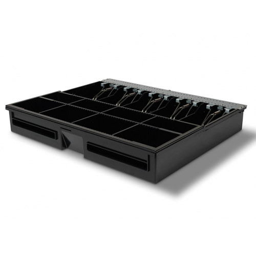 Saturn Ergonomic Stool With 360° Swivel Back-Arm Rest Imitation Leather Blue H400 - 530mm