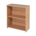 Jemini 800mm Small Bookcase Beech KF73510