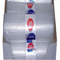 Jiffy Bubble Wrap Roll Small 500mm x 3 Metres Clear