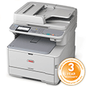 OKI MC352dn Colour Multifunction Laser Printer A4