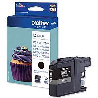 Brother LC-123BK Black Inkjet Cartridge LC123BK