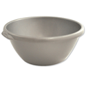 Bentley Round Washing Up Basin Silver