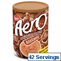 Nestle Aero Hot Chocolate 1Kg Tub 5218043