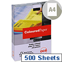 Canon Coloured Paper Multifunctional Ream-Wrapped 80gsm A4 Light Violet 97002018 [500 Sheets]