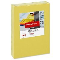 A4 Canon Bright Yellow Coloured Paper Multifunctional 80gsm 500 Sheets