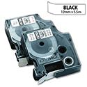 Dymo RhinoPRO Industrial Tape 12mm x 5.5m White S0718210