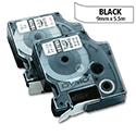 Dymo RhinoPRO 18766 Industrial Tape Permanent 9mm x 5.5m White S0718240