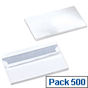Dl envelopes 500 pack